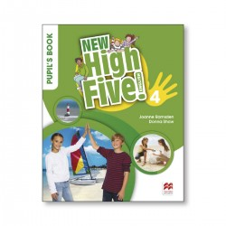 New High Five English 4...