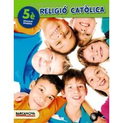 Religió Catòlica 5 - Llibre...