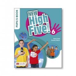 New High Five English 6...